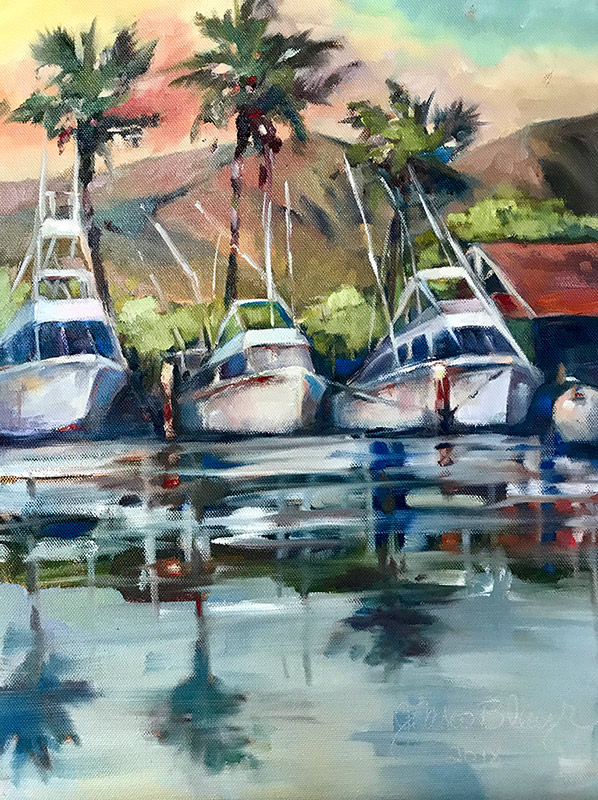 Boat Sisters