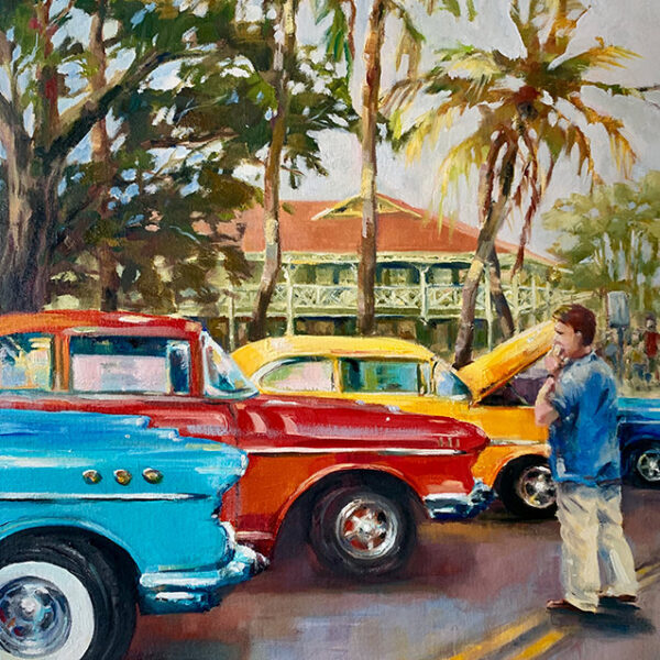 Lahaina Car Show