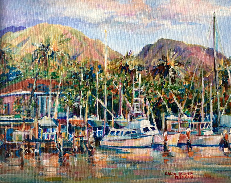 Lahaina Harbor #2
