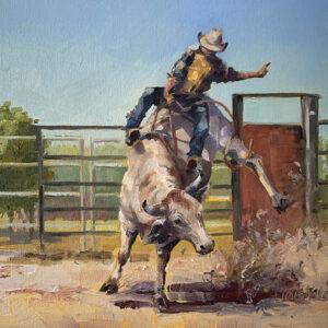 A Bull Named Fu Man Chu