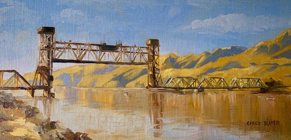 Camas Prairie Railroad Bridge